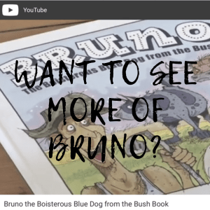 Want to See More of Bruno?