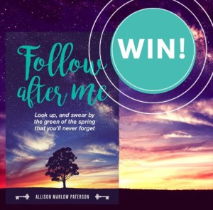 WIN! An Intriguing History - Follow After Me Book Giveaway!