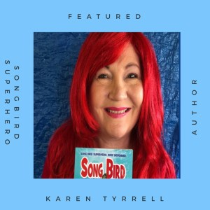 Featured Author: Karen Tyrrell