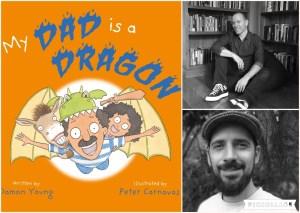 Damon Young and Peter Carnavas on Dads and Dragons