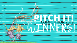 Pitch It! Competition Winners 2019