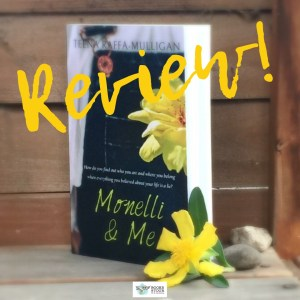 #BookReview: Monelli & Me by Teena Raffa-Mulligan