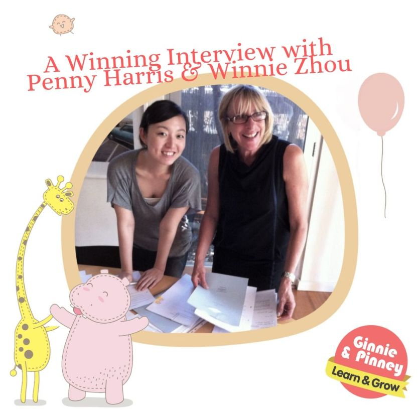 A Winning Interview with Penny Harris and Winnie Zhou
