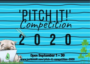 Pitch It! Competition 2020