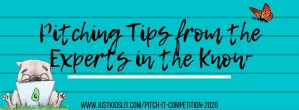 Pitching Tips from the Experts in the Know