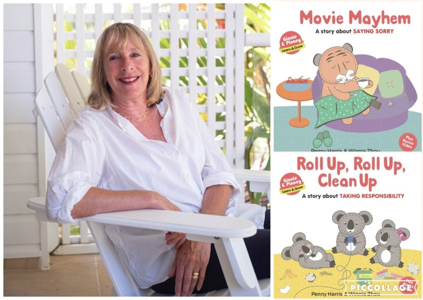 Roll Up, Roll Up! Penny Harris' Guide to Teaching Empathy and Responsibility with Ginnie and Pinney