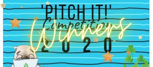 Pitch It! Competition 2020 - Winners, Runners Up and Honourable Mentions Announced!