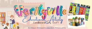 Verityville Education: Cardboard City Craft