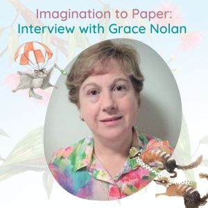 Imagination to Paper - Interview with Grace Nolan