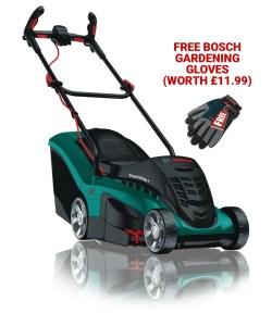 Bosch Rotak 37 Ergoflex Electric Lawn Mower
