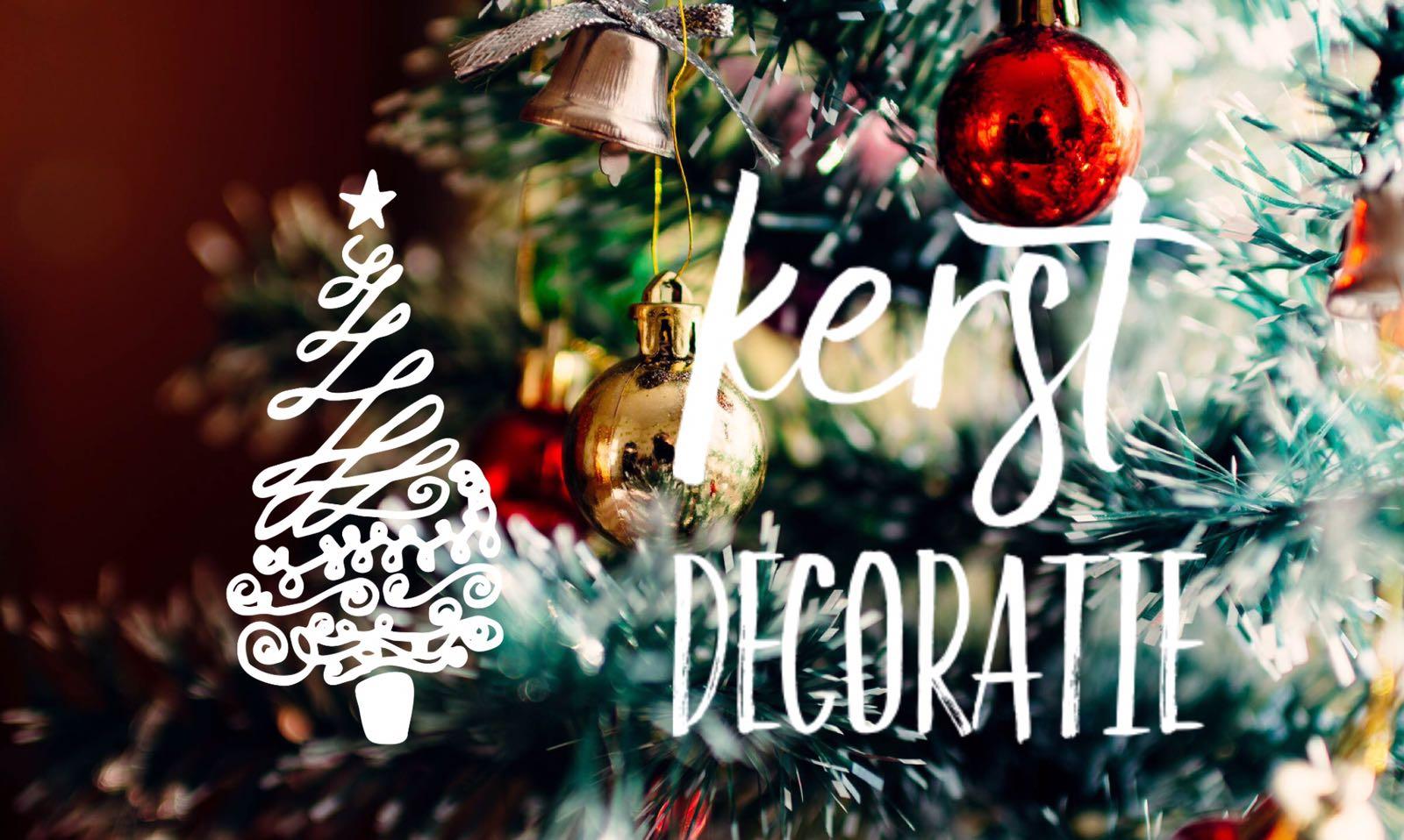 Zwart Wit Kerstdecoraties : Kerstdecoratie u2022 justliveblog.nl