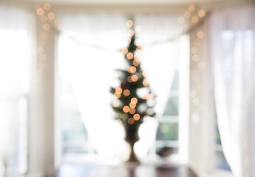 eenzame kerst