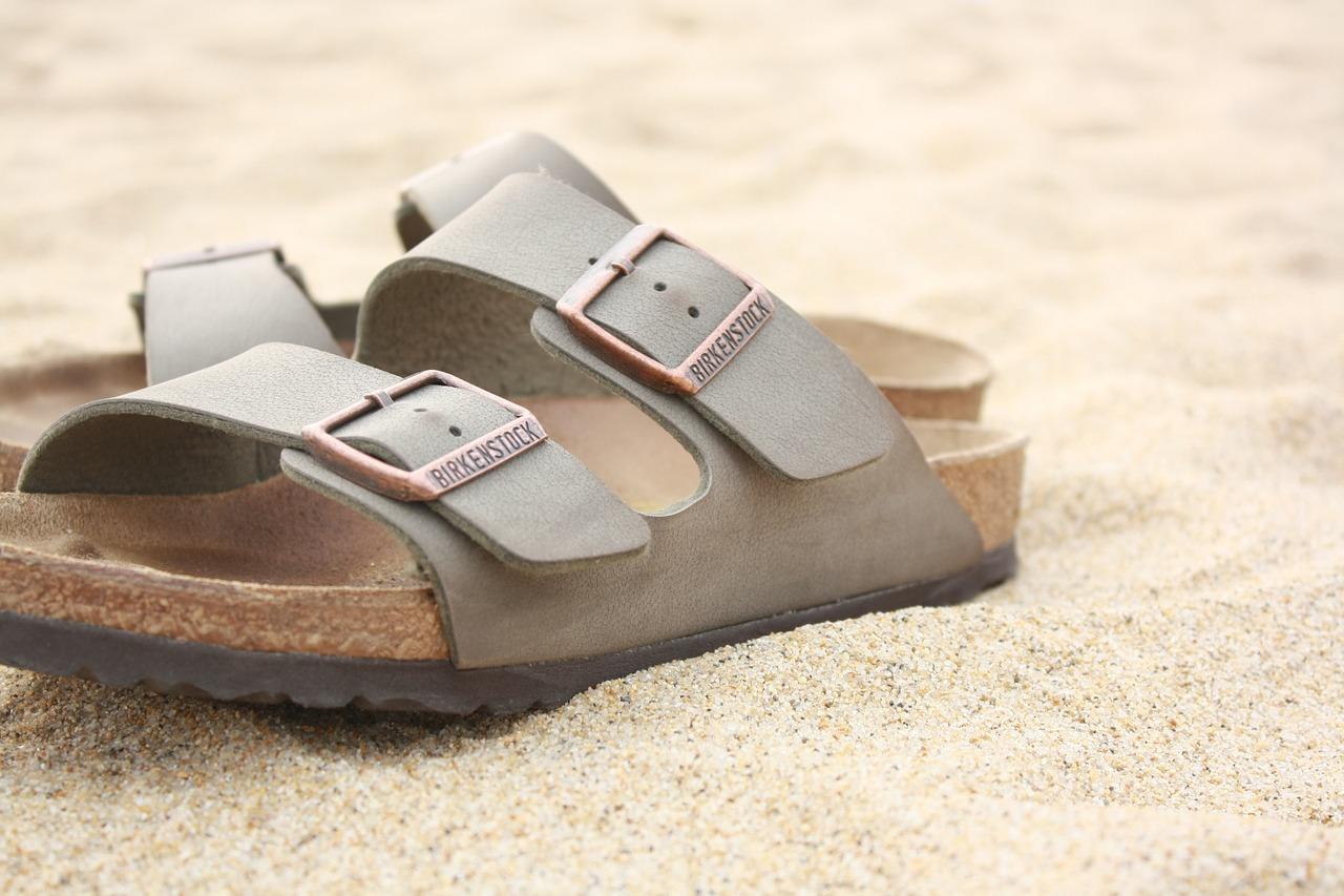 birckenstock slippers