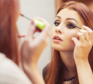 lenzen en make-up