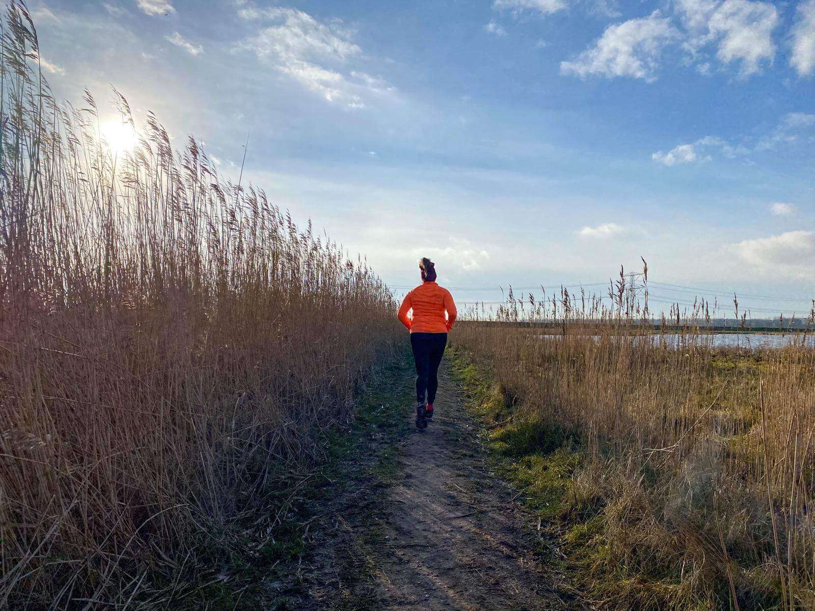 mindfulness running