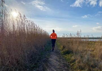 mindfulness running