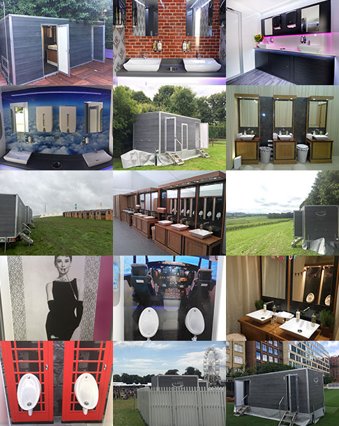 Collected Just Loos hire images
