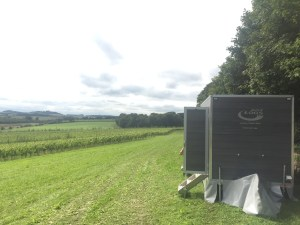 Just Loos at country event