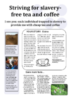 Slavery in Tea and Coffee