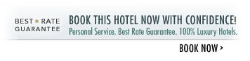 Book this hotel now with confidence! Personal Service. Best Rate Guarantee. 100% Luxury Hotels. Book Now!