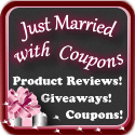 Just Married with Coupons
