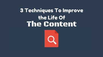 3 Secret Techniques To Improve the Life Of The Content