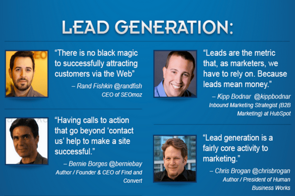 lead generation tips