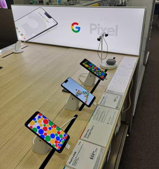 Pixel 3 Google's premium smartphone