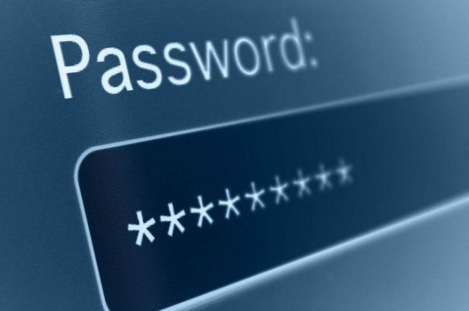 The password could be going