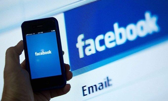 Facebook identification process