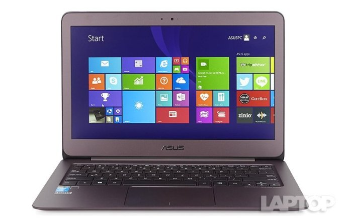 Reviewing The Asus ZenBook UX305