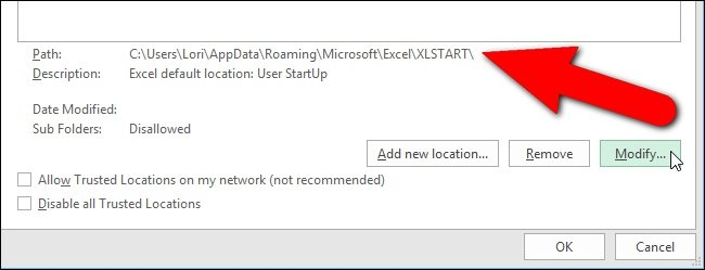 How to Open Certain Workbooks Automatically When You Start Excel