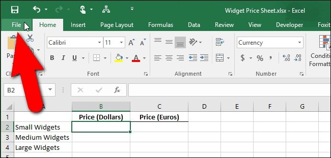 How To: How Can I Change the Behavior of the Enter Key in Excel