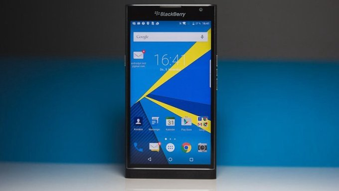 Blackberry to release two Android smartphones this year