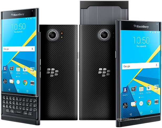 Android 6.0 Marshmallow coming to BlackBerry Priv