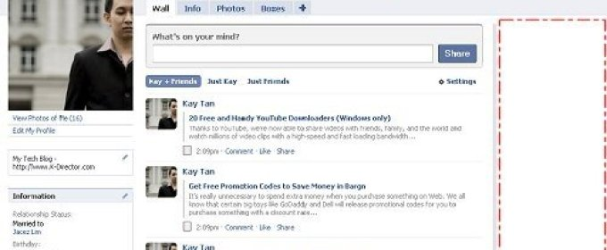Soonest, Facebook's News Feed will first show you stuff from your family and friends
