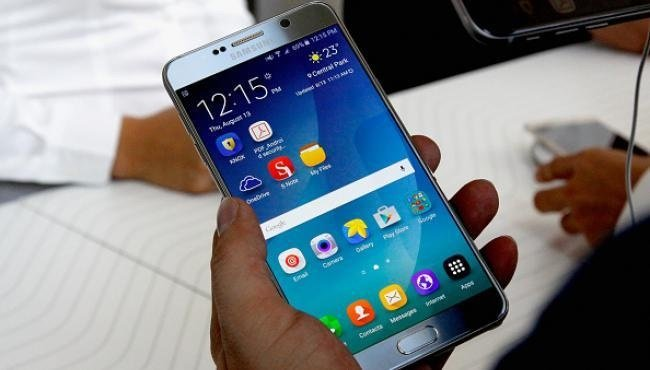 The Galaxy Note 7 will the first phone with the new Gorilla Glass 5