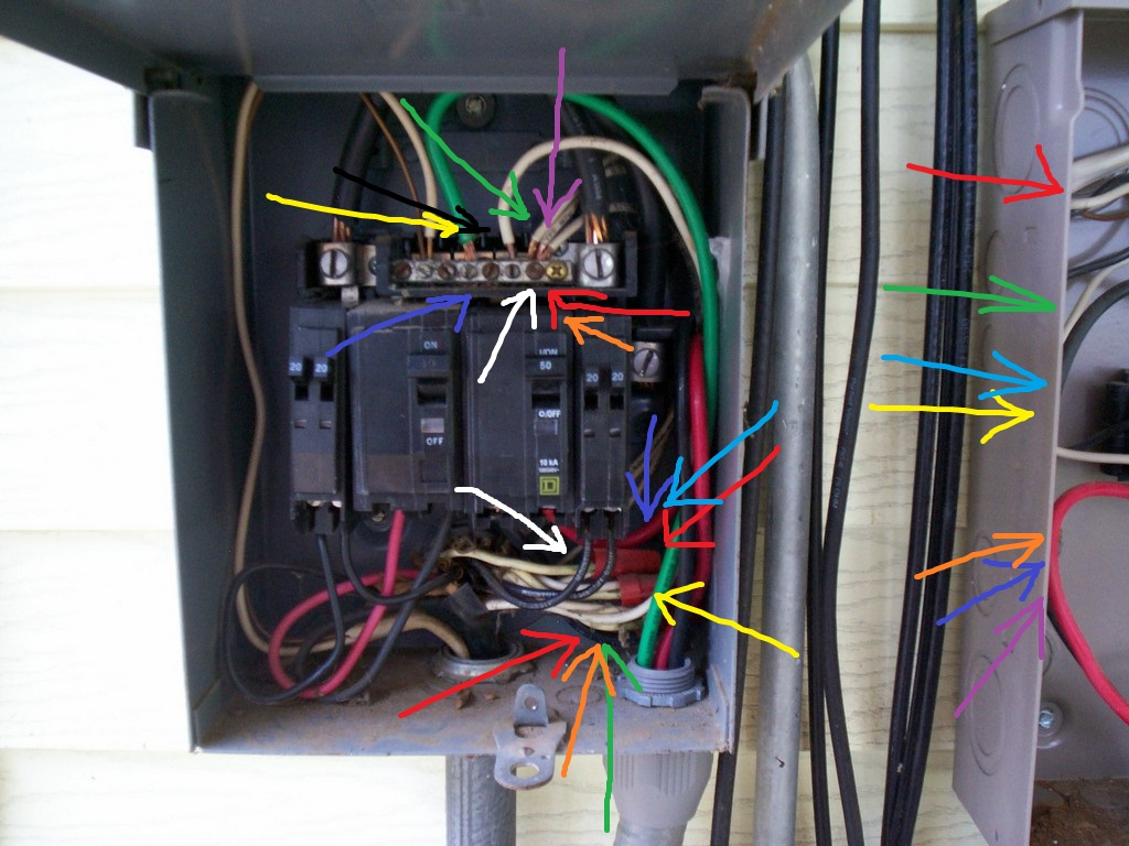home electrical wiring basics best wiring and wireframe wiring rh mountprospectweather us Old Cloth Wiring Old Romex Wiring