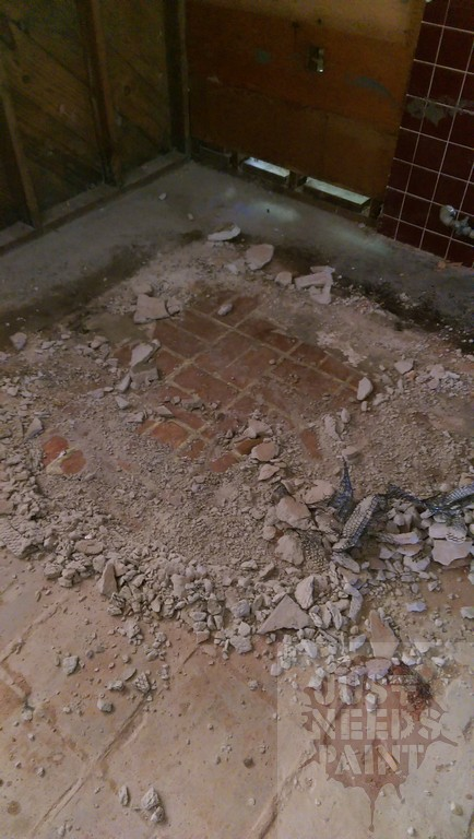 Do You Need To Remove Tile After A Flood Solved Just
