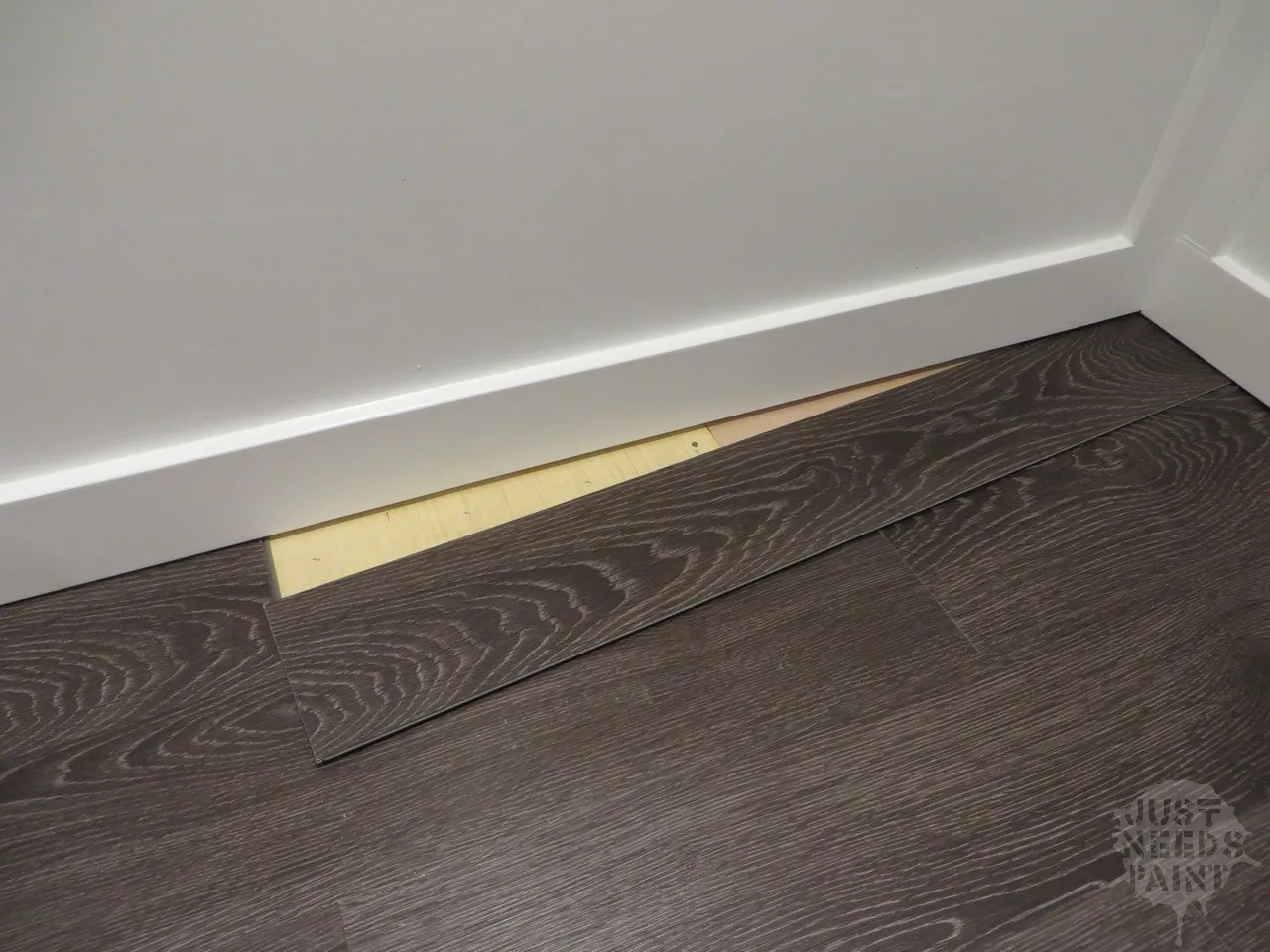 How To Install Click Laminate Flooring Without Removing