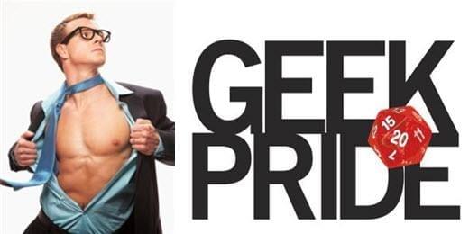 25 Maggio – Geek Pride Day