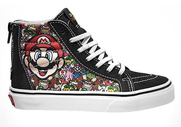 Vans e Nintendo