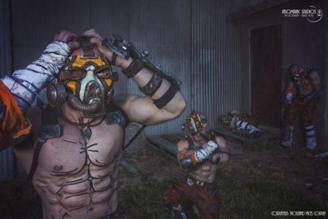 cosplay duo di Borderlands
