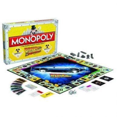 Monopoly di Ritorno al Futuro (2)