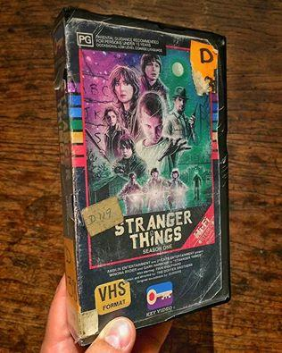 Retro VHS moderne
