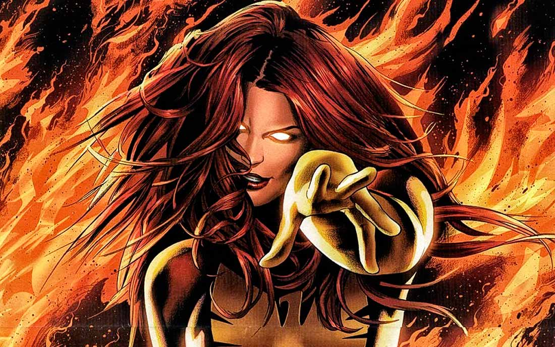 X-Men: Dark Phoenix, Angelina Jolie e Jessica Chastain in lizza?
