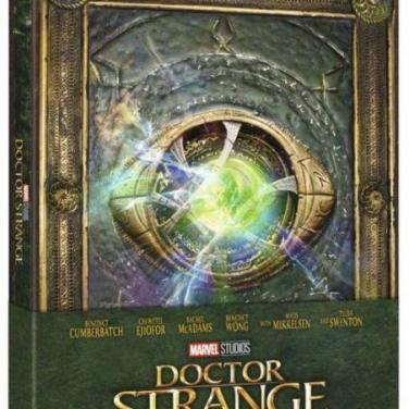 Steelbook Doctor Strange 4