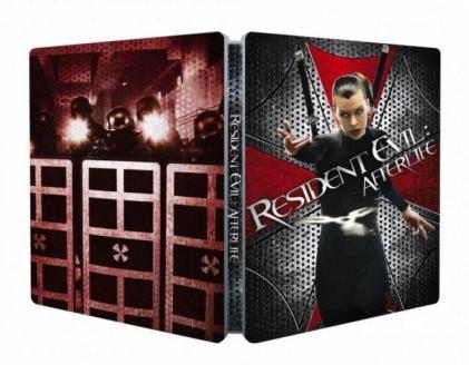 Steelbook Resident Evil (5)