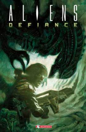 Aliens Defiance cover #01