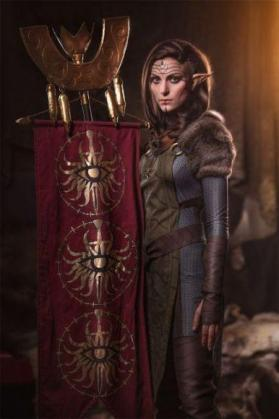 Cosplay di Dragon Age (6)